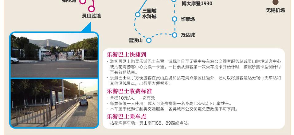 交通指引_乐游巴士【灵山拈花湾预定网】